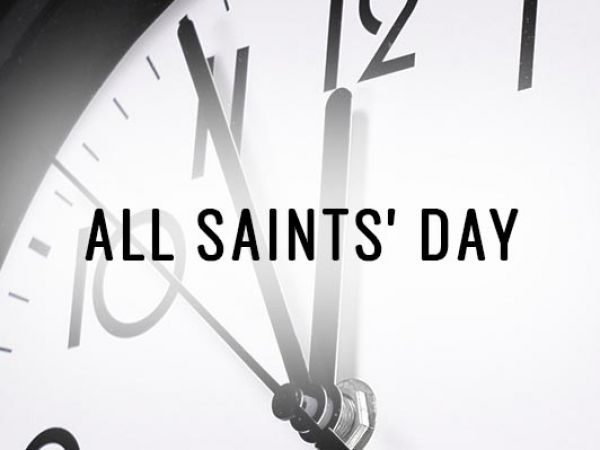 All Saints' Day - working hours