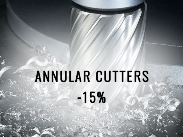 Annular Cutters - discount