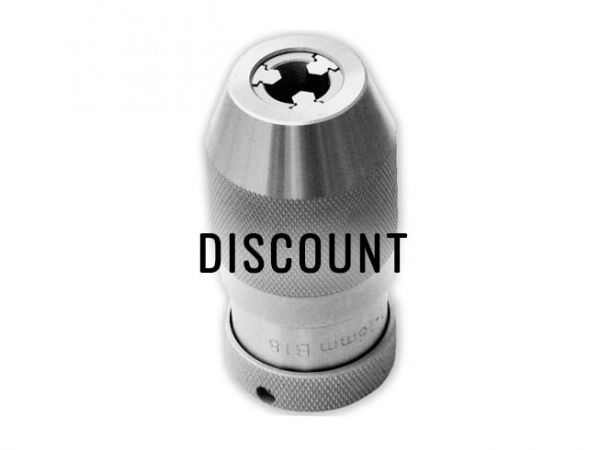 Discount | Self Tightening Drill Chucks