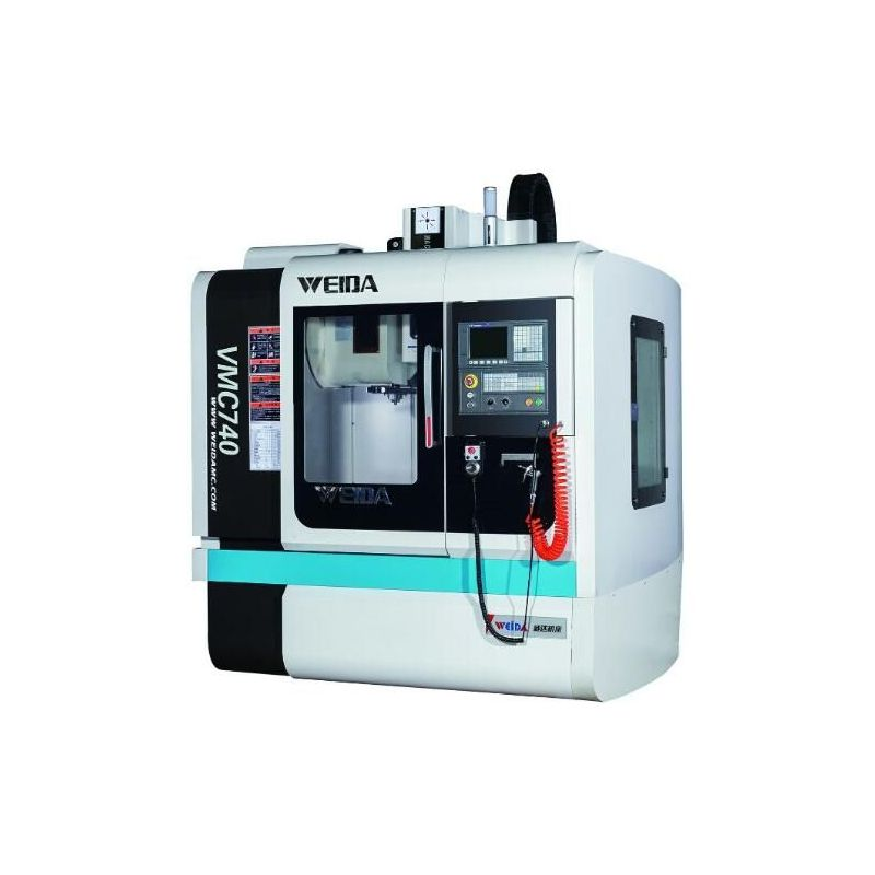 VMC740 + Fanuc 0i-MF Type 5 Price