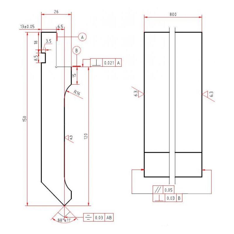 HYDRAULIC PRESS BRAKE WC67K-80T/2500 E200P | Wc67k | Selling | Price