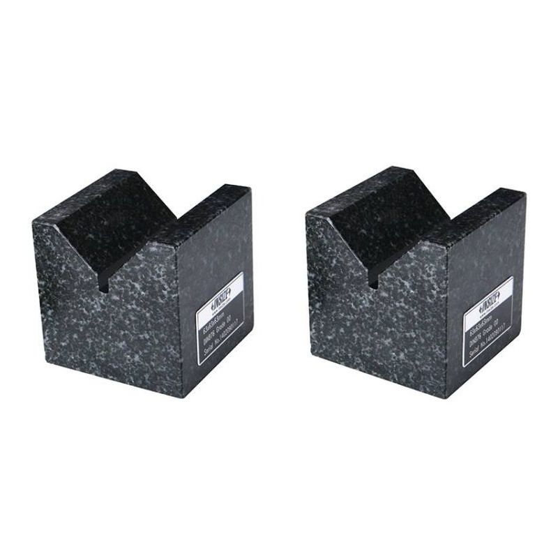Granitni V-blok, 100×50×70 mm, set Cijena