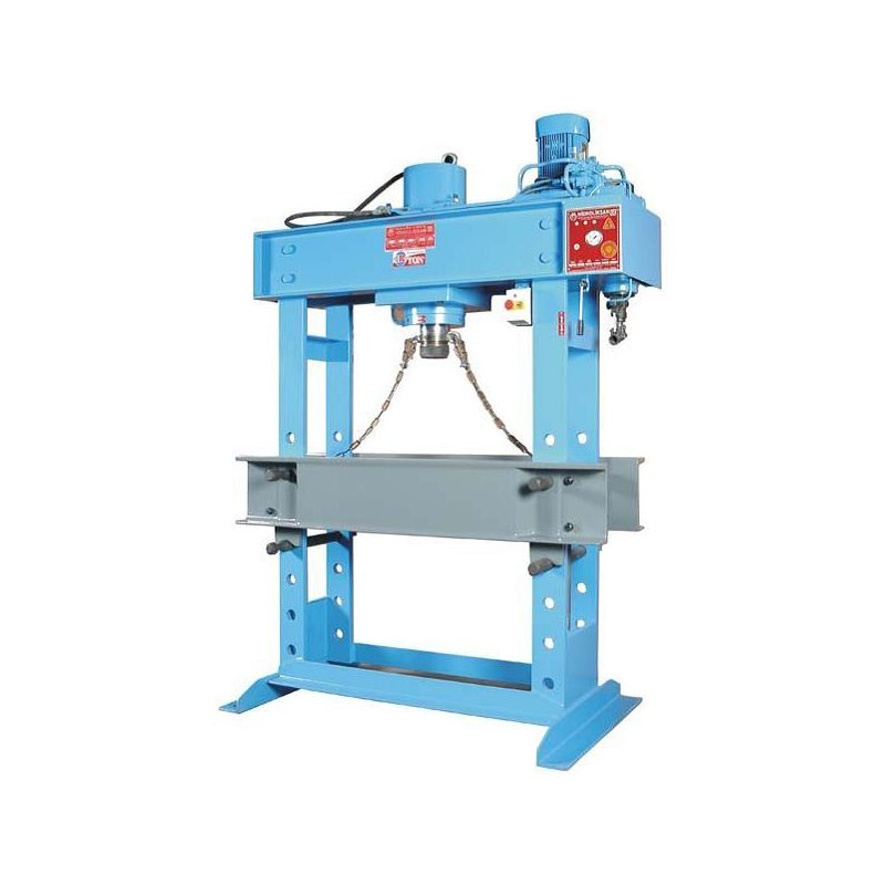 Workshop Type Hydraulic Press HD160 Ton Motor Operated Price