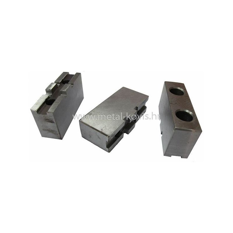 S4093125 Spare Top Soft Jaw 3 Pc set for Lathe Chuck 125MM Price
