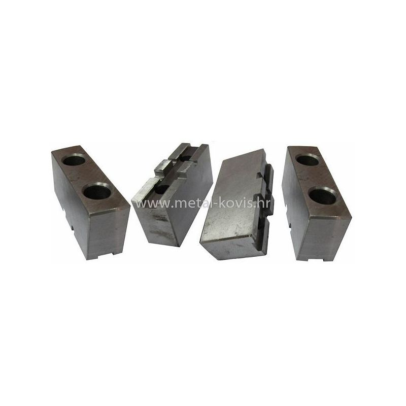 4104125 Spare Top Soft Jaw 4 Pc set for Lathe Chuck 125MM Price