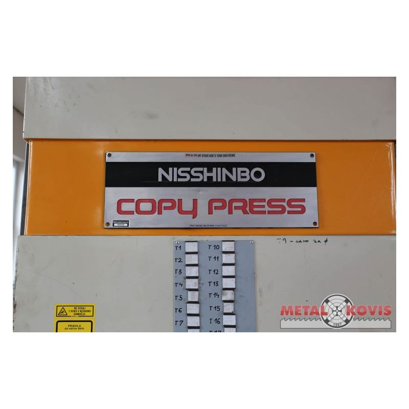 Probijačica Nisshinbo Copy Press Cijena