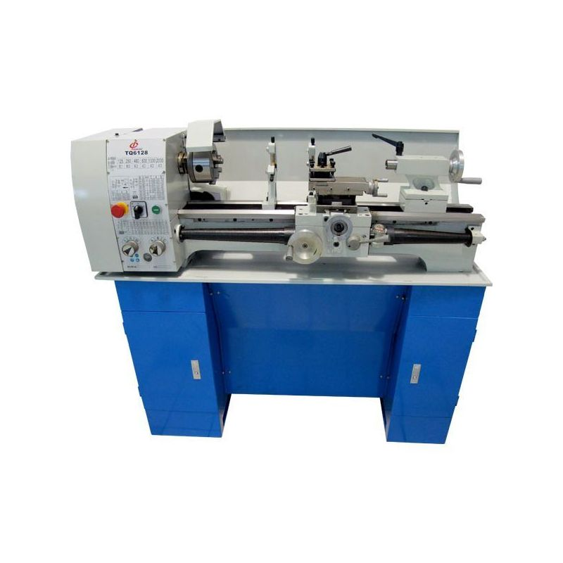 Lathe with stand CQ6128 Price