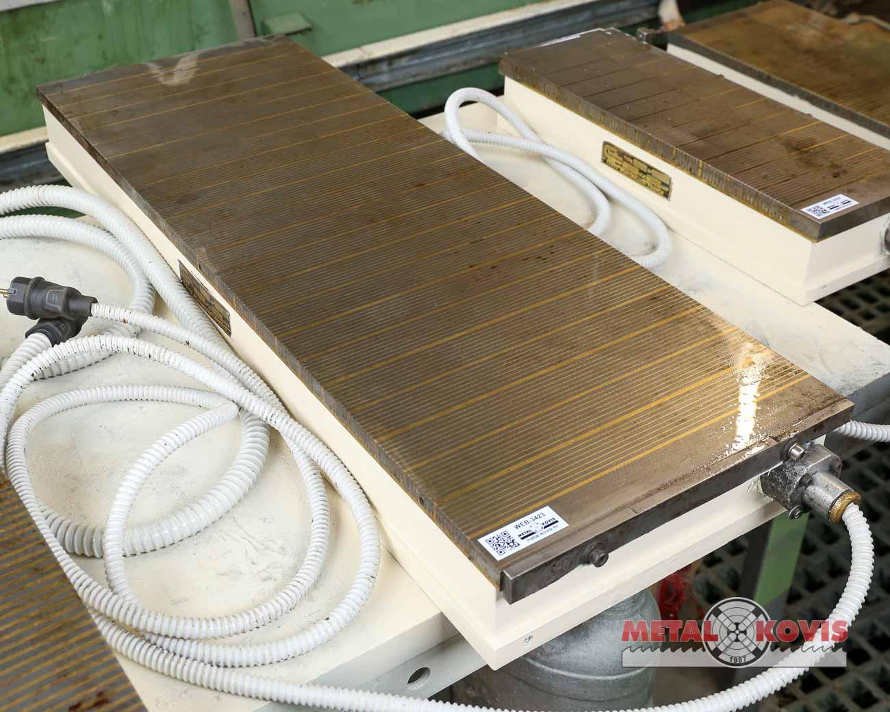Elektromagnet 1000x350x110 mm