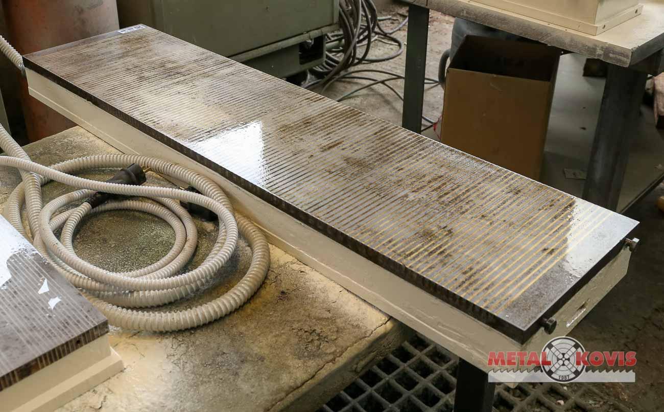 Elektromagnet 1200x300x110 mm
