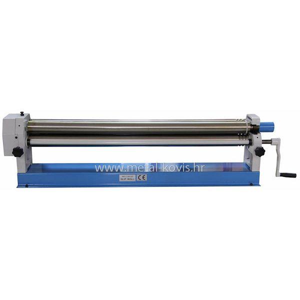 Valjci za savijanje lima - ručni W01-1,5×1300