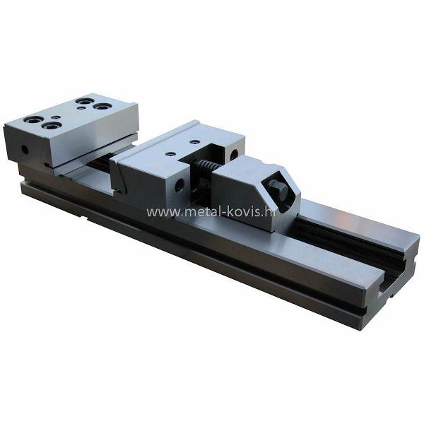 Strojni škripac - precizni, brušeni, 175×500 mm
