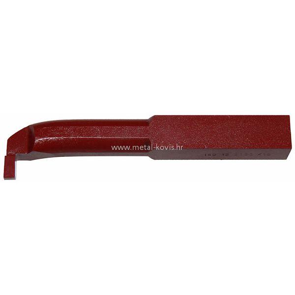 Tokarski nož ISO12 10×10 (DIN282), K10