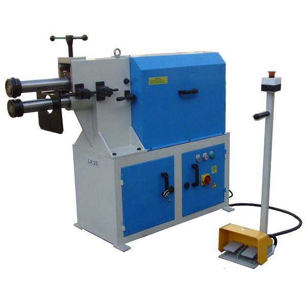 Stroj za obradu ruba lima ETB-25 - elektromotorni