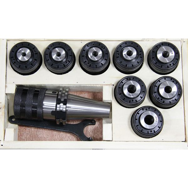 Glava za urezivanje navoja SK40 (DIN69871), M14-M20