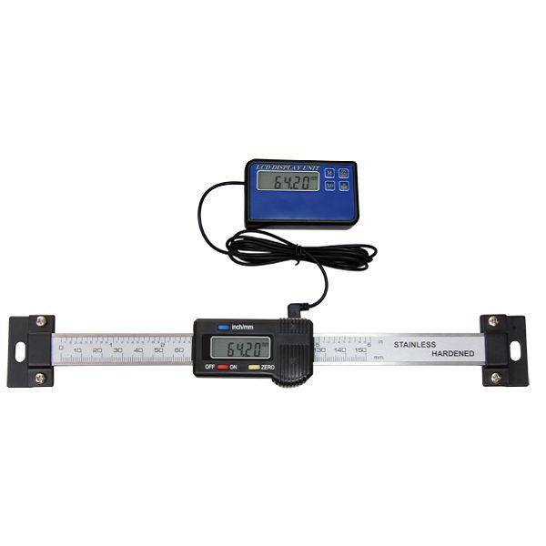 Mjerna letva 0-500 mm i LCD display