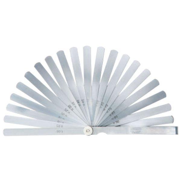 Listići za provjeru zračnosti - produženi, 0,05-1,00 mm, 150 mm