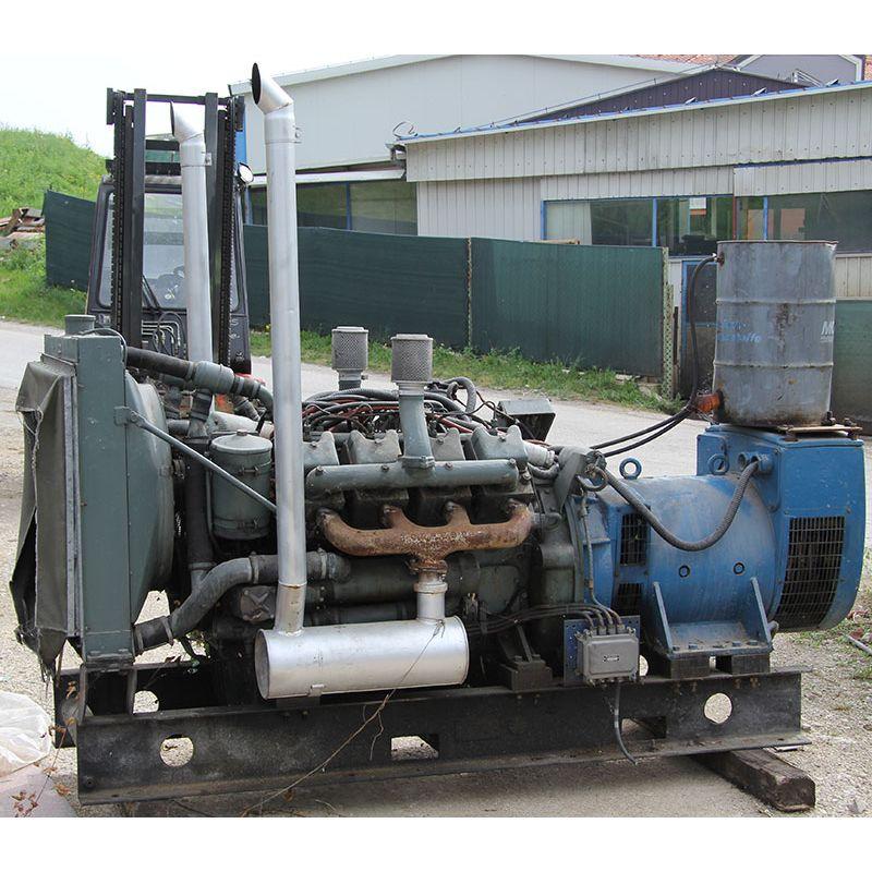 Agregat za struju Torpedo 115 kW