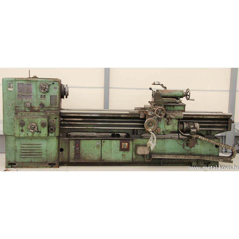 Tokarski stroj Prvomajska TVP-300×2000 mm