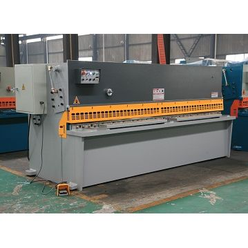 Hidraulične škare za lim ZYMT 2500x6 mm