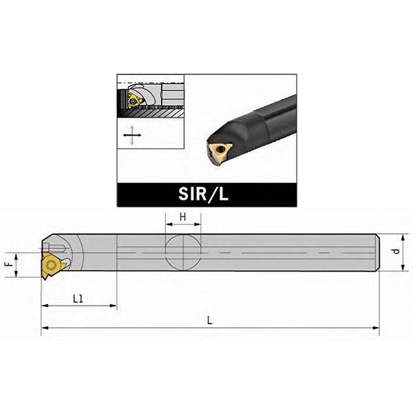 Nosač pločica, lijevi, SIL 0016 M16