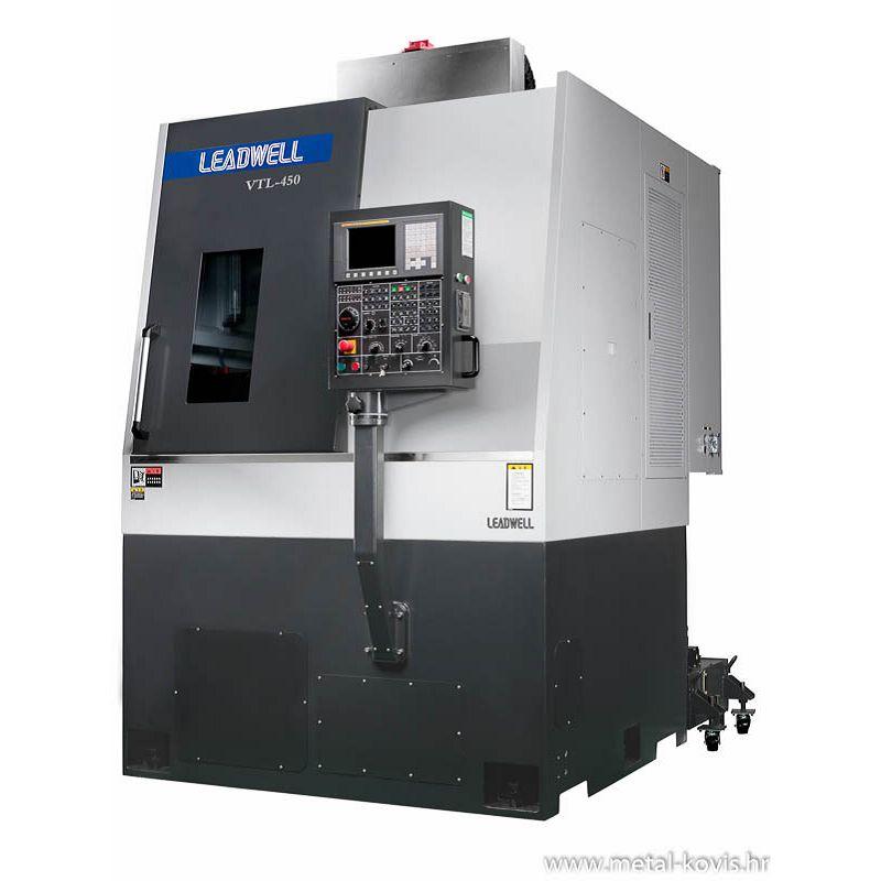 CNC tokarski strojevi Leadwell VTL serija