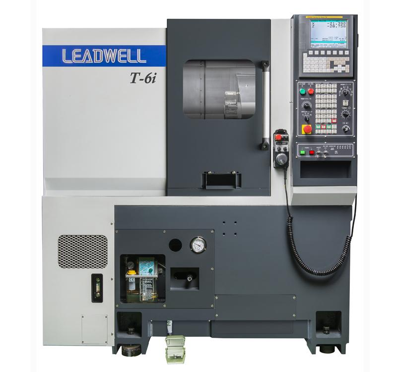 CNC tokarski strojevi Leadwell T-5i, T-6i i T-6iL