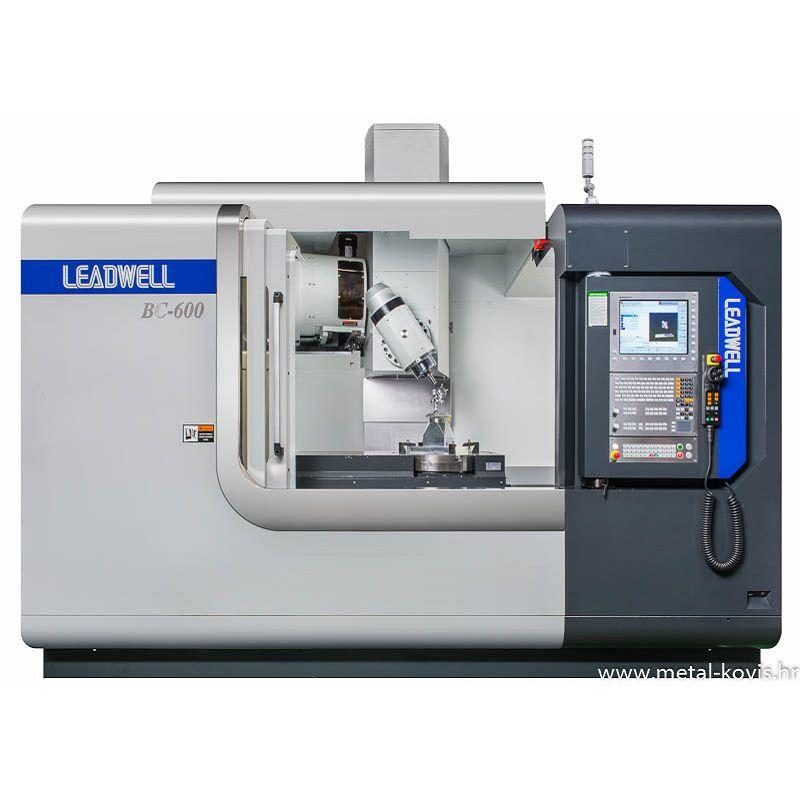 CNC obradni centar Leadwell BC-600