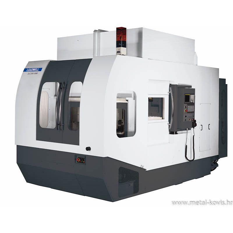 CNC obradni centri Leadwell LC i MH serija