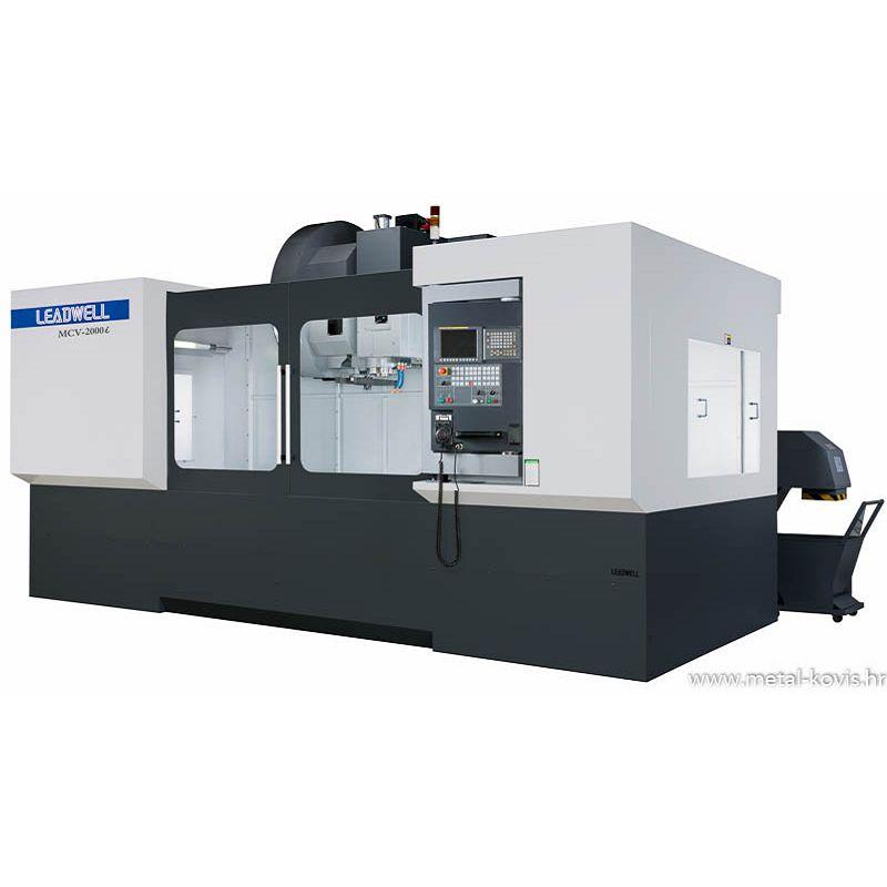 CNC obradni centri Leadwell MCV serija