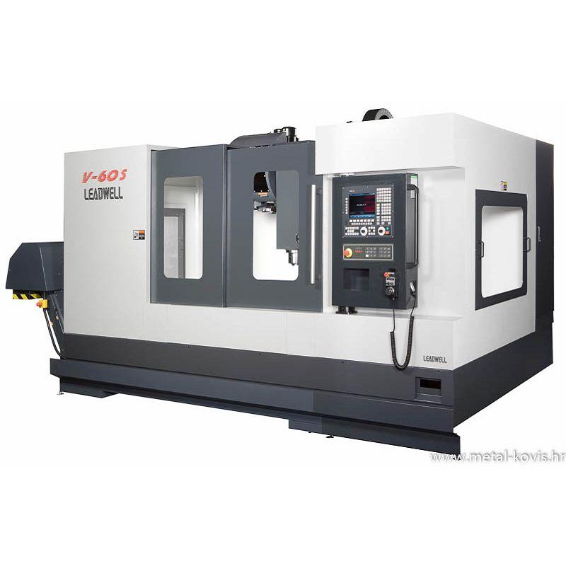 CNC obradni centri Leadwell NV serija