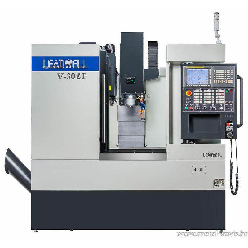 CNC obradni centar Leadwell VE serija