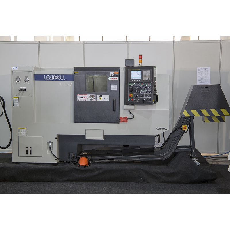 CNC tokarski stroj Leadwell T-7 AM