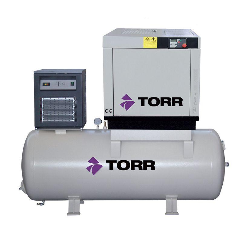 Kompresor vijčani TORR TSC 7,5 TD/10 bar