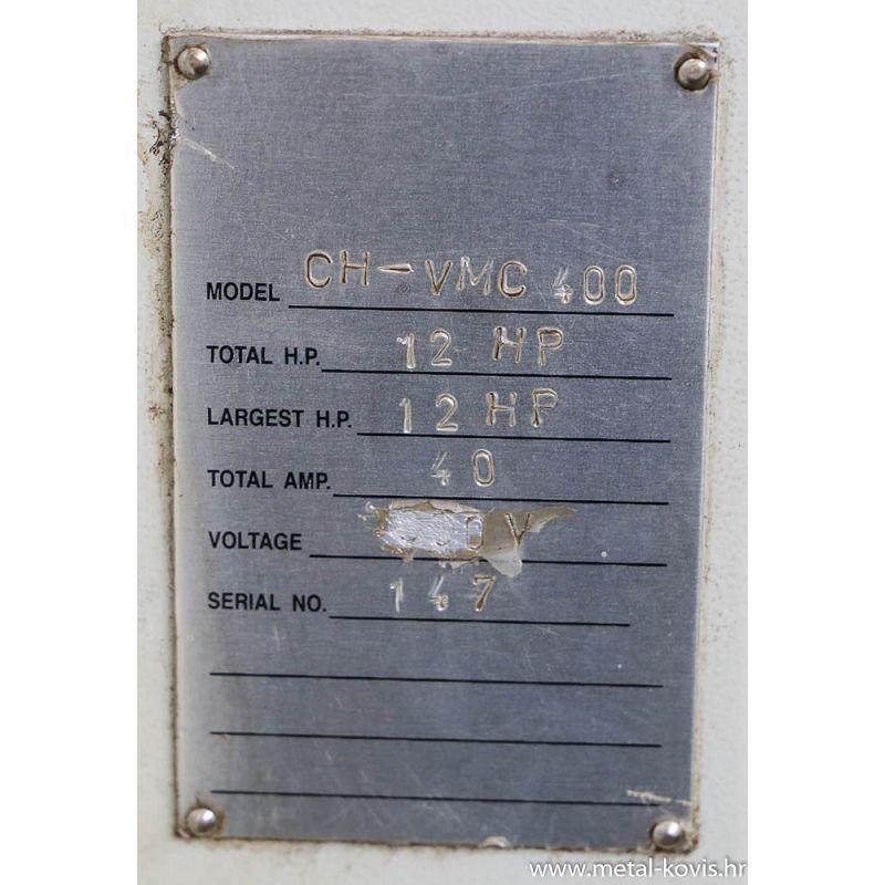 CNC obradni centar CH-VMC400