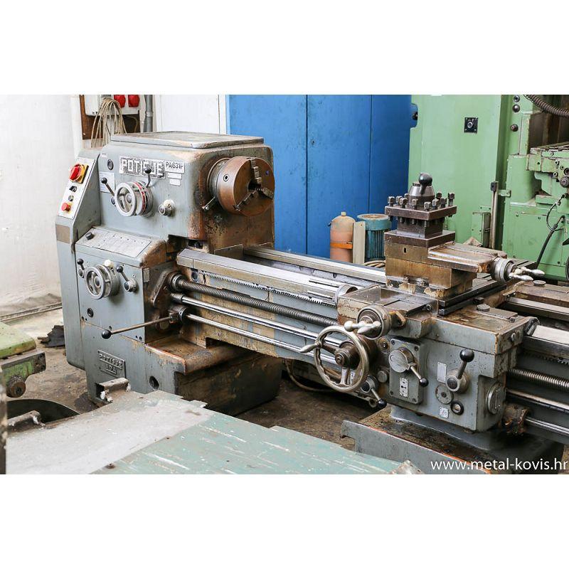 Tokarski stroj ADA Potisje PA 631Px3000 mm