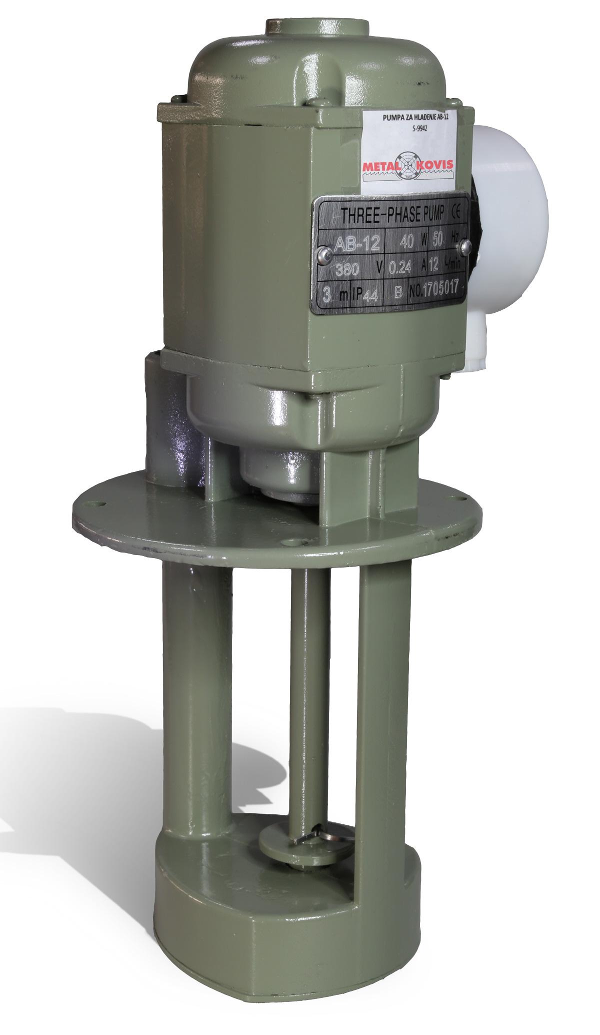Pumpa za emulziju AB-12