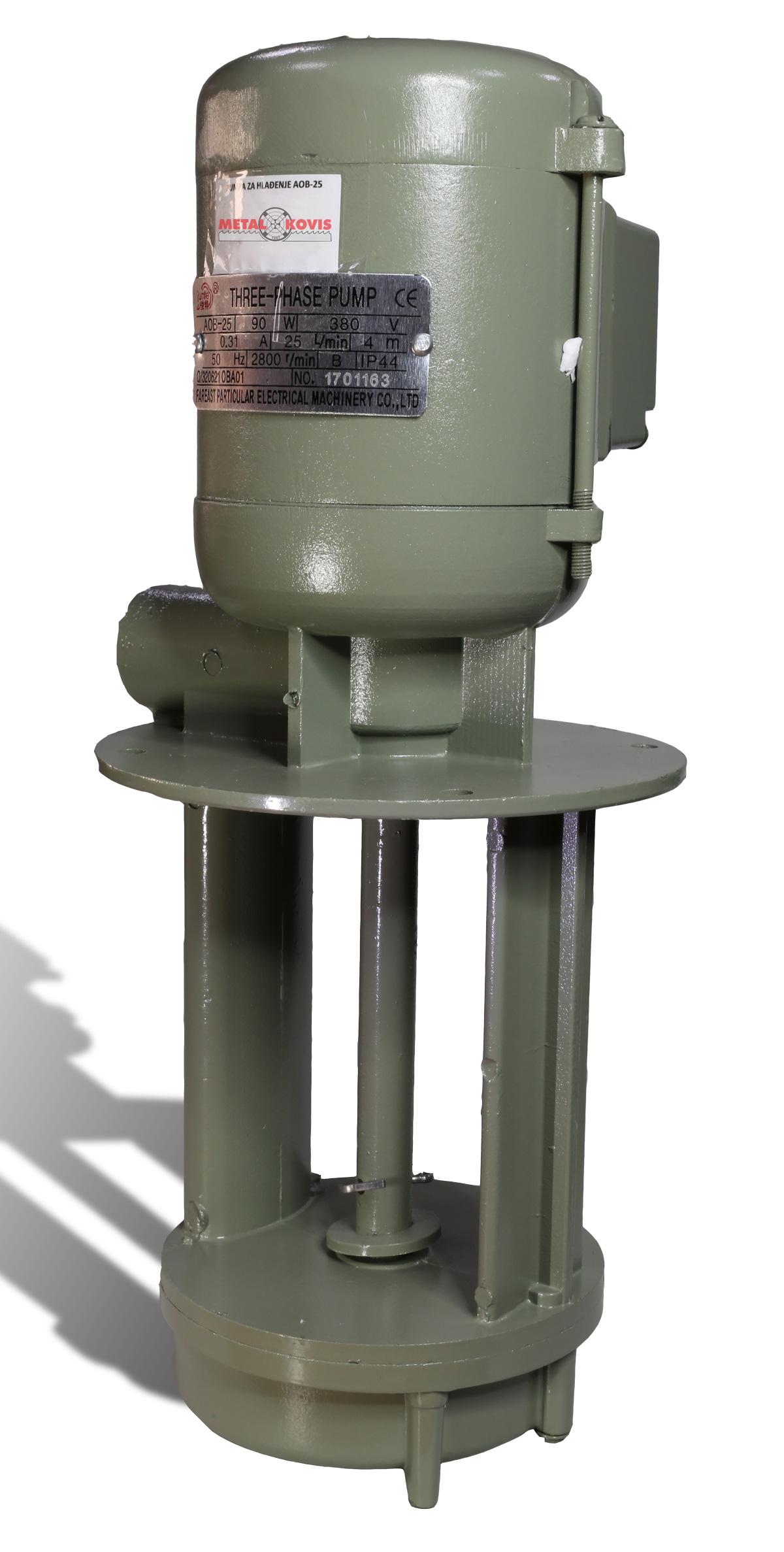 Pumpa za emulziju AOB-25