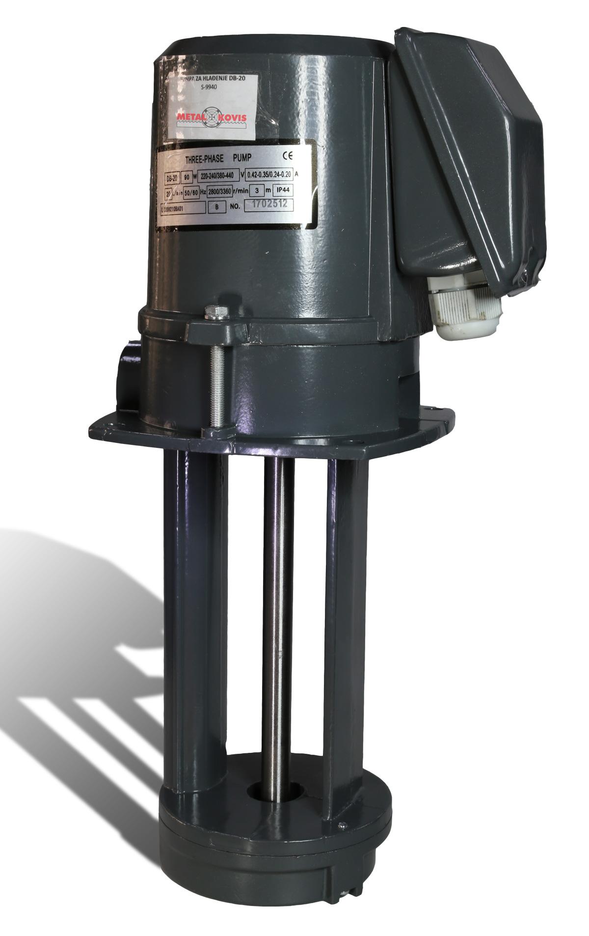 Pumpa za emulziju DB-20