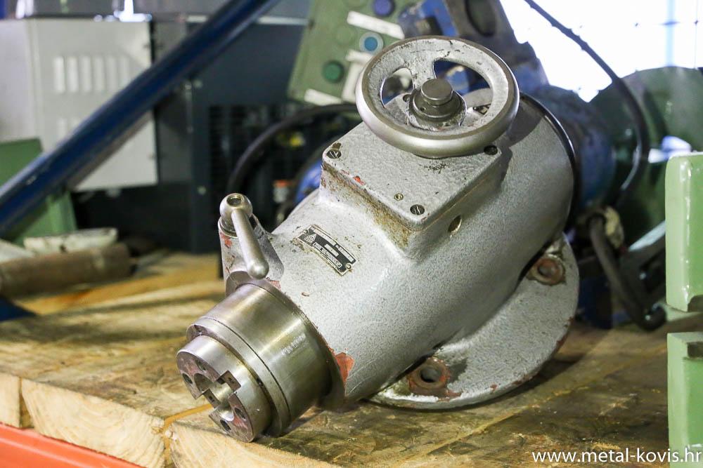 Glava TOS ISO 40 s pinlom