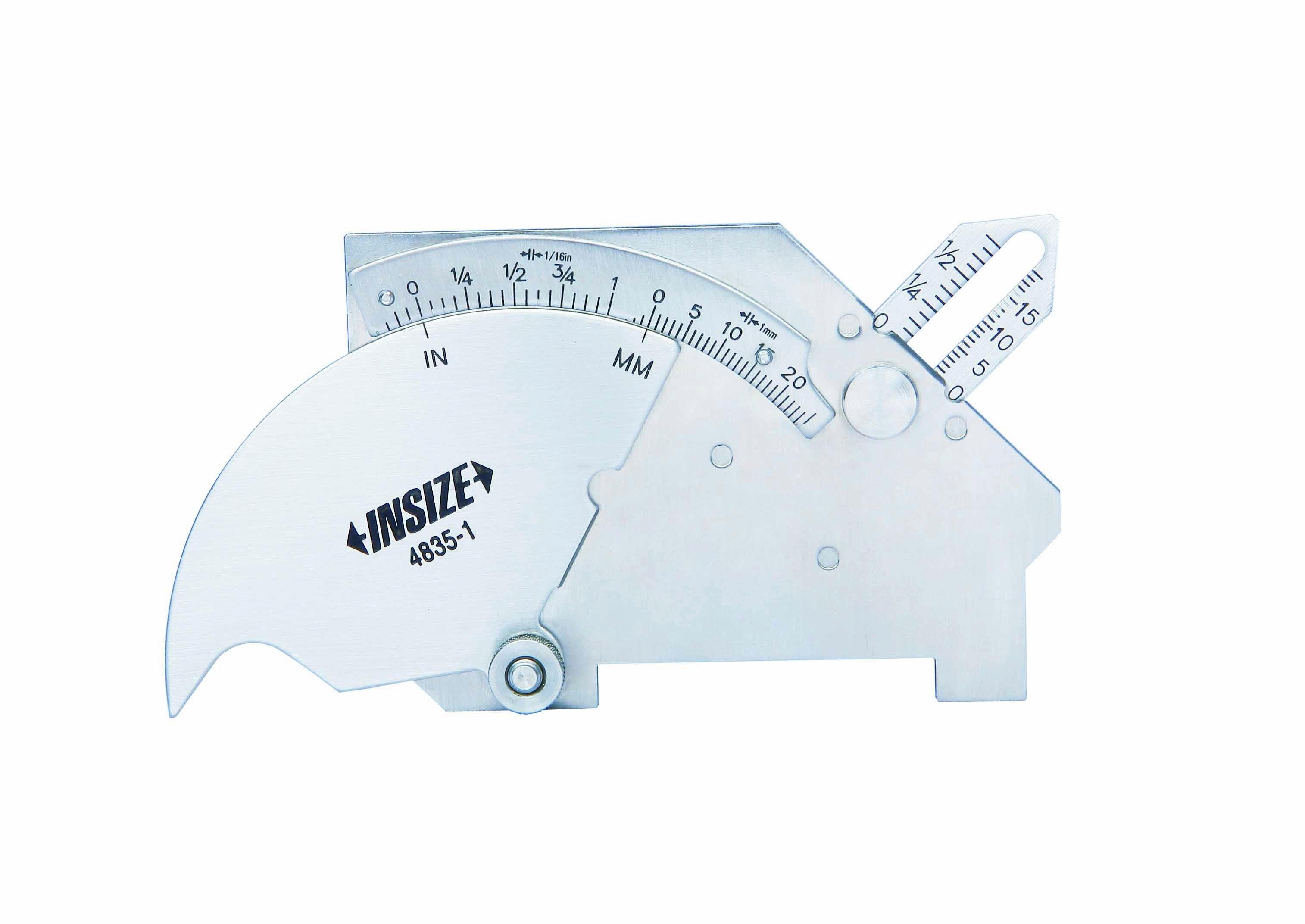 Mjerilo za mjerenje zavara