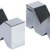 V-blok, 75×24×35 mm, set
