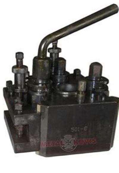 Brzoizmjenjiva glava za tokarski stroj s 1 držačem alata 501-D
