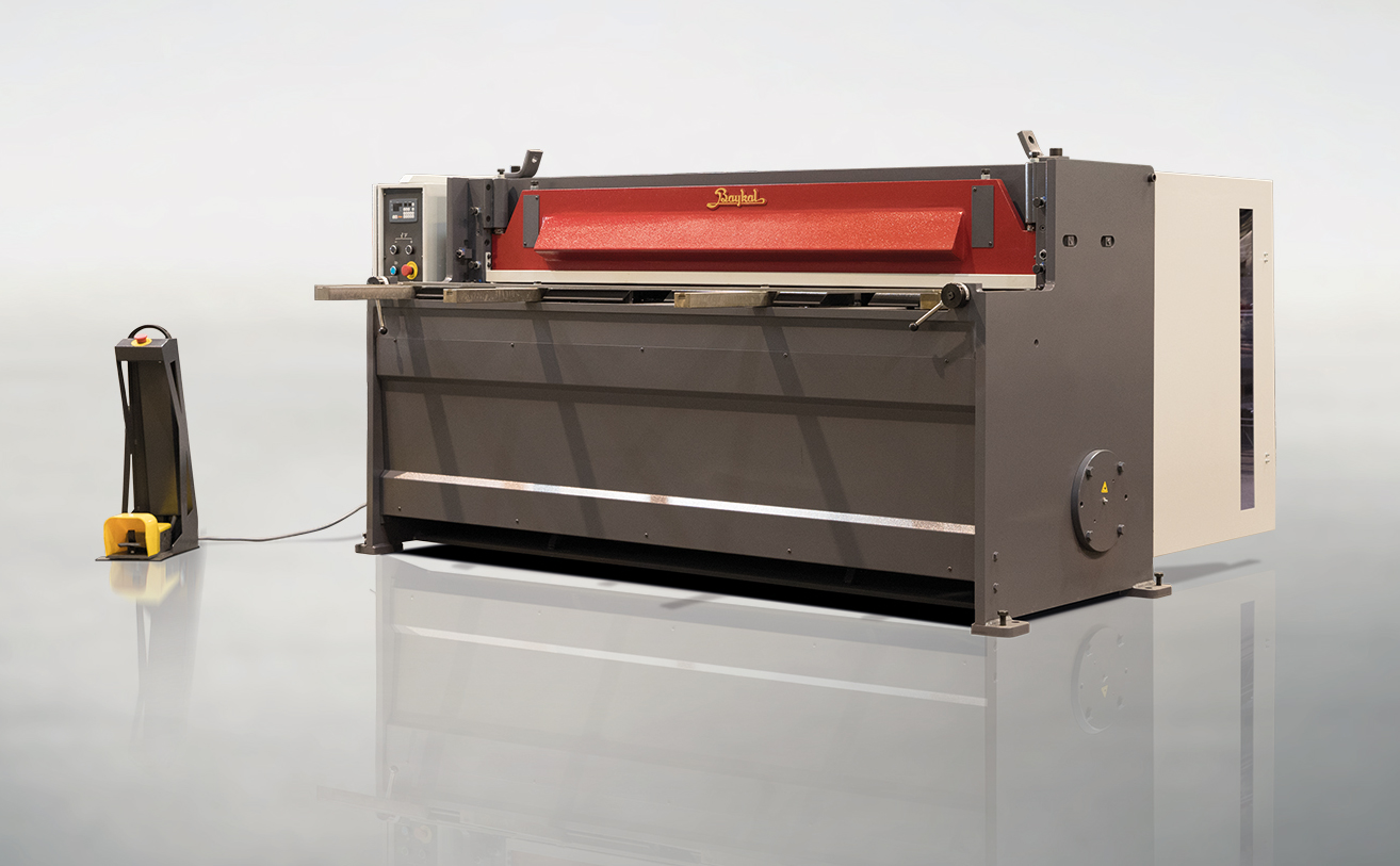 Elektro-mehaničke škare Baykal RGS serija