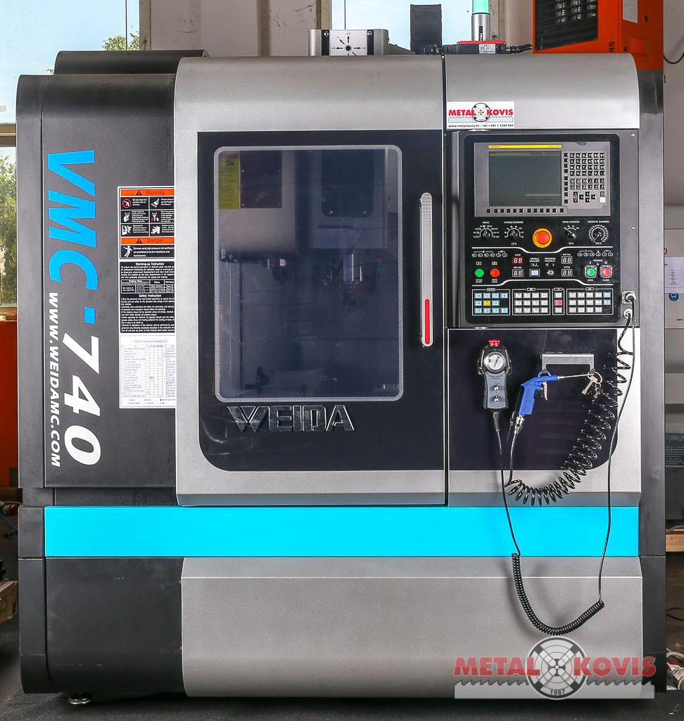 CNC obradni centar VMC740 sa Siemens 828D