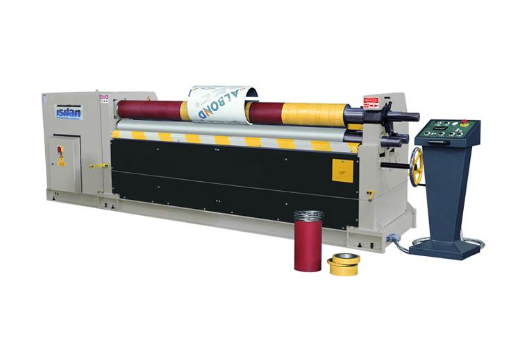 Valjci za savijanje lima MRM-S 2550x220