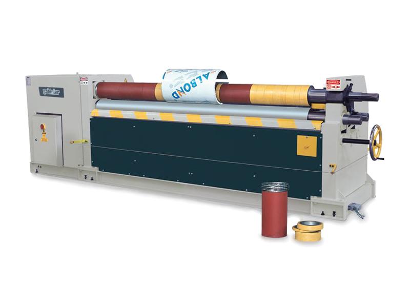 Valjci za savijanje lima MRM-S 1550x130