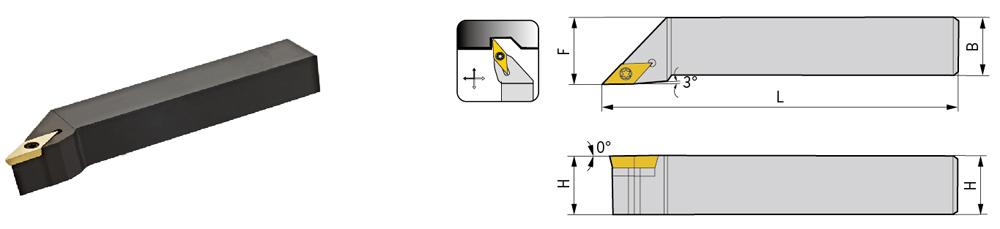 Nosač pločica, lijevi, SVJCL 2525 M11