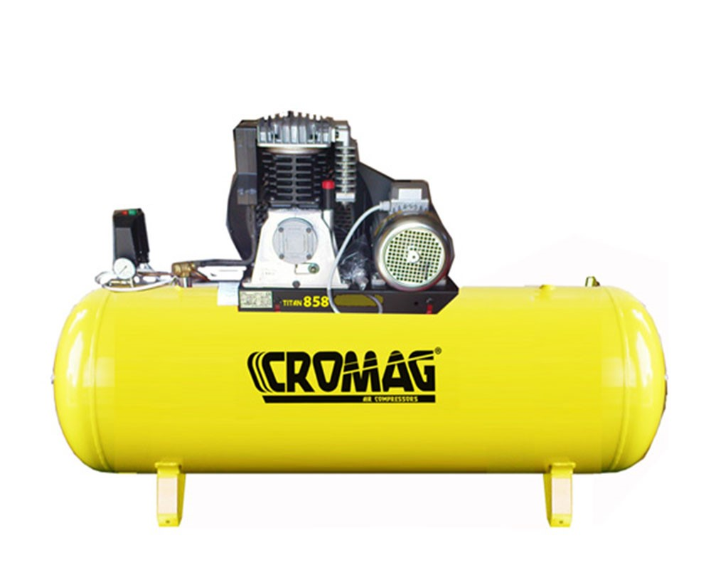 Kompresor Cromag TITAN 858