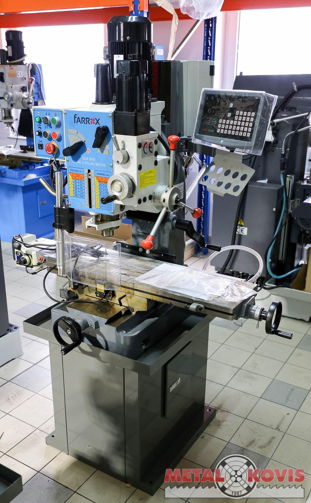 Bušilica - Glodalica ZX 7045 C