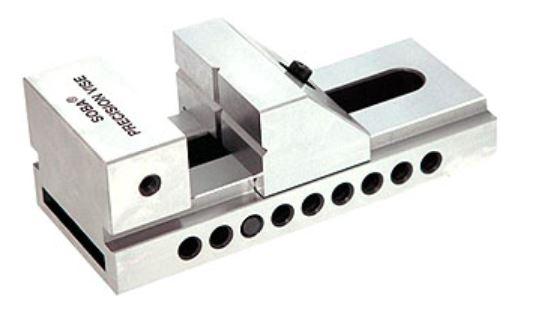 Škripac - precizni bez navojnog vretena, 75 mm
